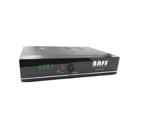 Baff 6400 Ultra Hd Tkgs Uydu Alıcısı