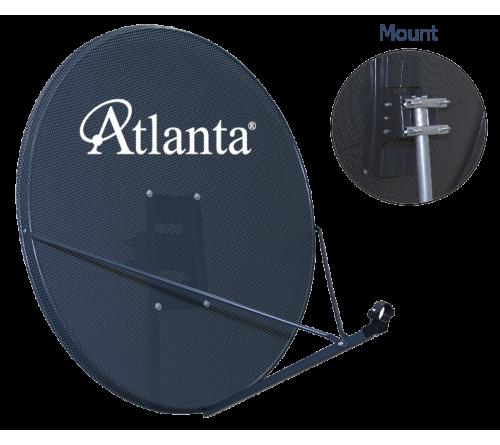 Atlanta 90 CM Delikli Çanak Anten Yerli Ürün