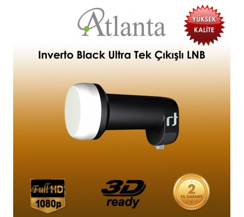 Inverto Black Ultra Single Tekli LNB