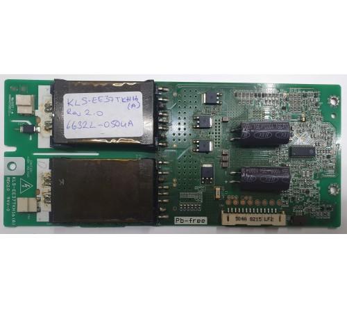 6632L-0504A, KLS-EE37TKH16(A) REV:2.0