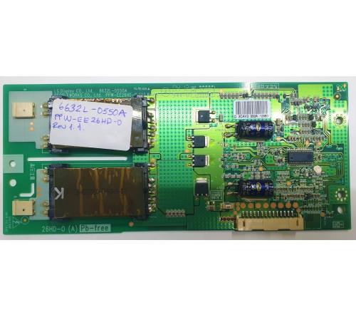 6632L-0550A, PPW-EE26HD-0 REV1.1